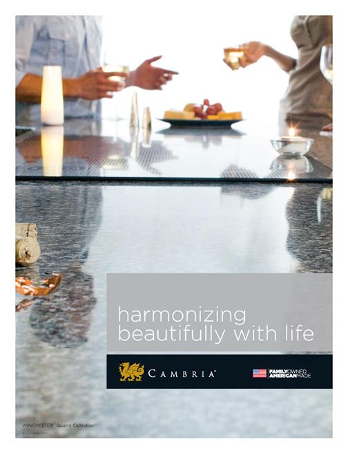 Harmonizing Magazine Ad