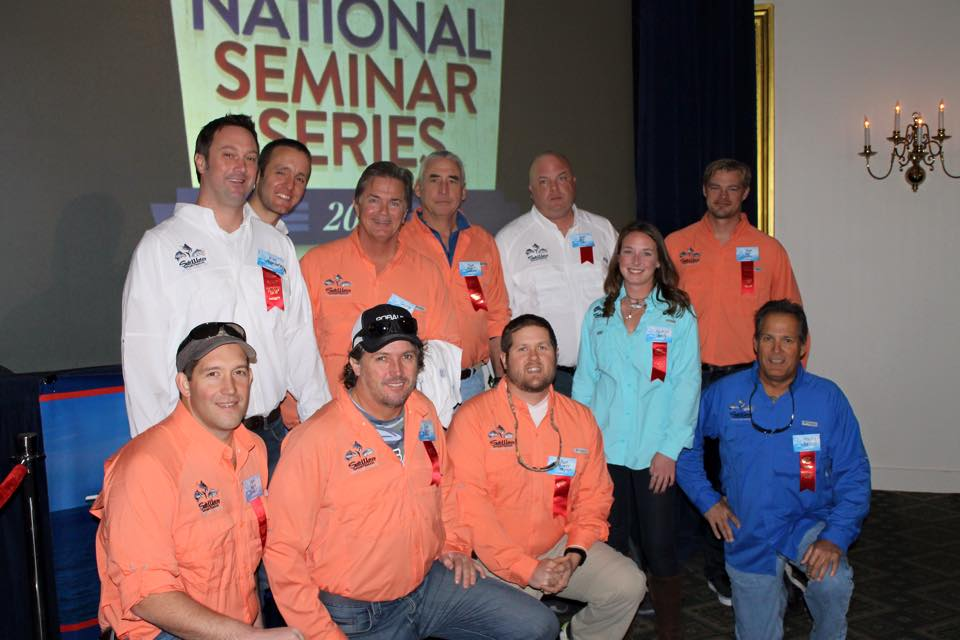 2015 Saltwater Sportsman Seminar Series (Faculty pic)