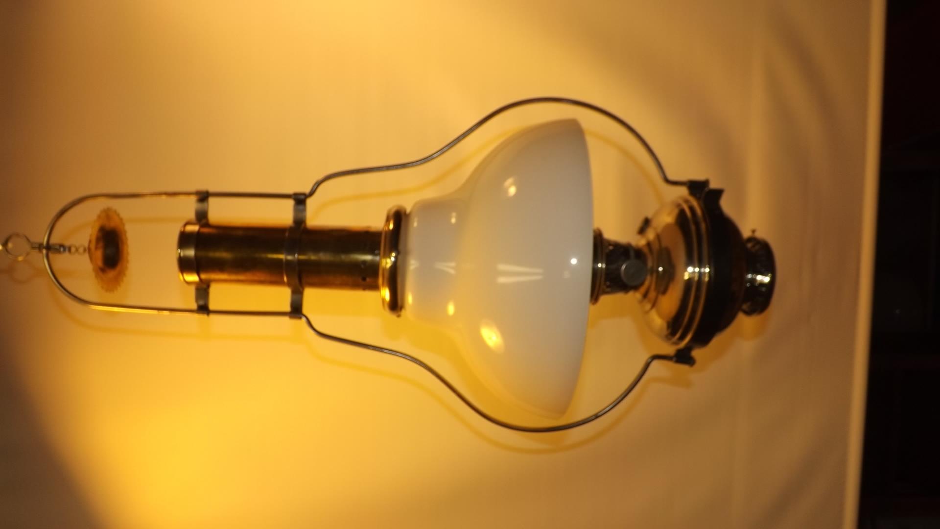 #6 Ni Hanging Lamp