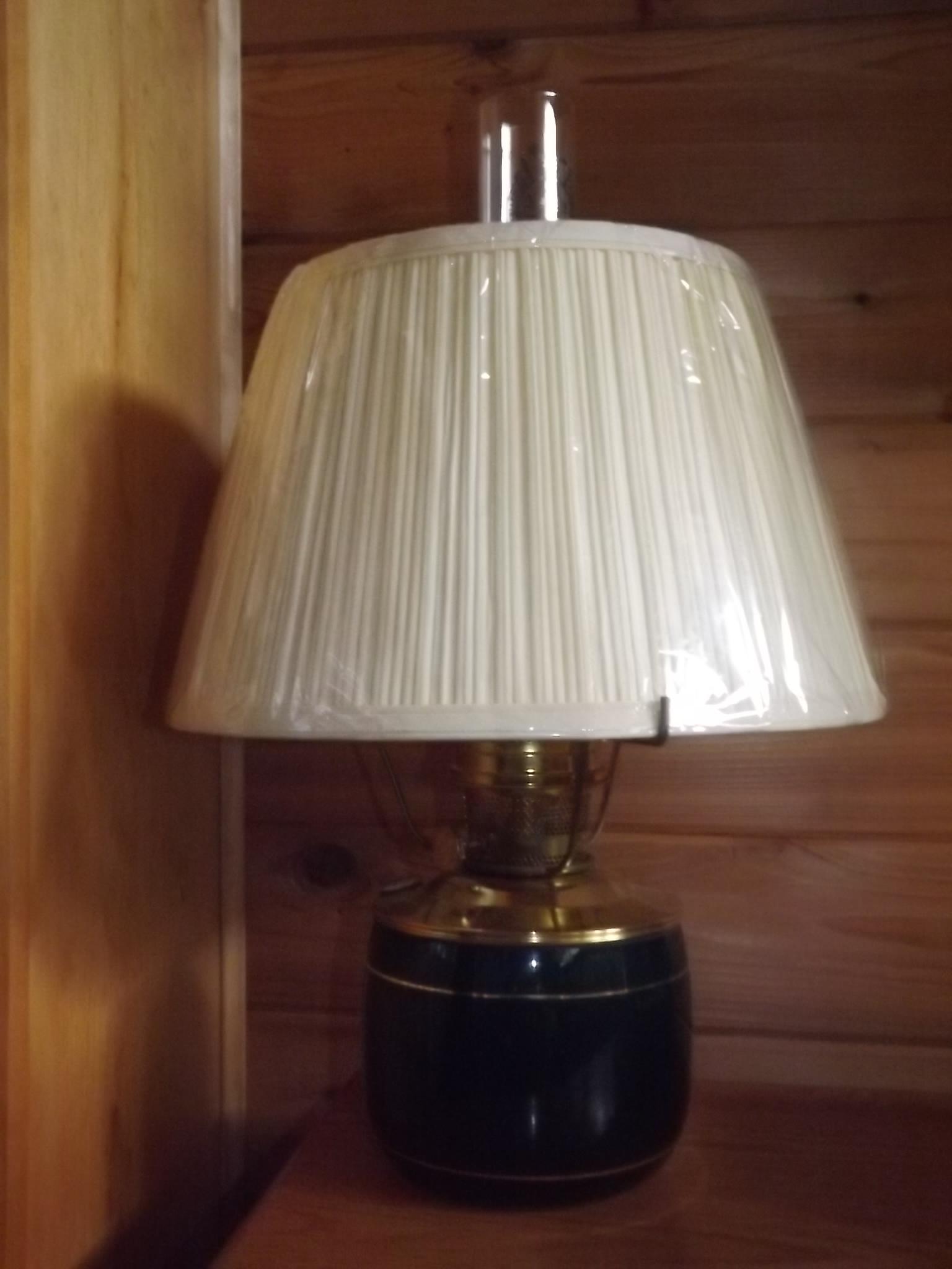 UL1001 LL Bean Lamp