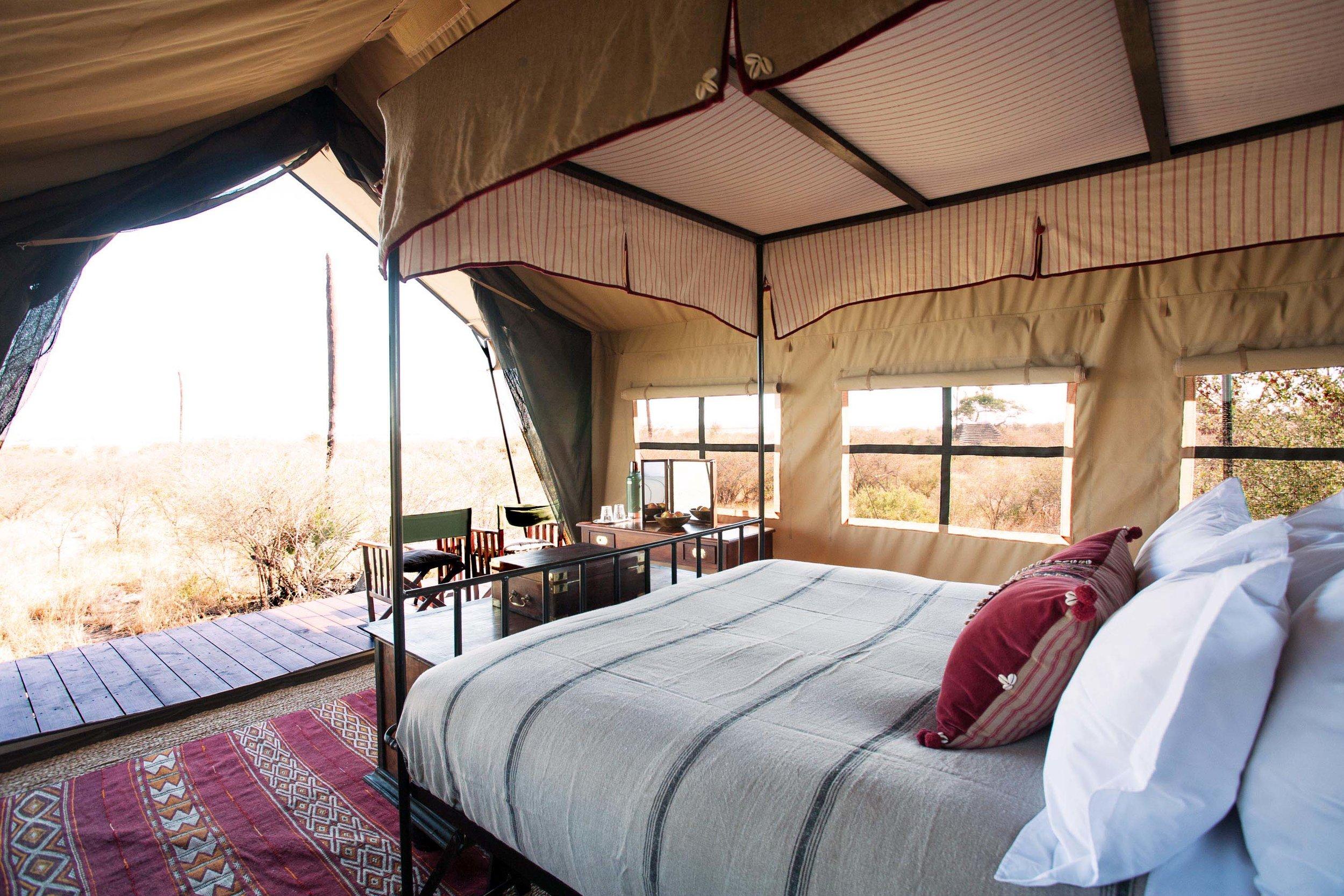Uncharted Africa - Camp Kalahari