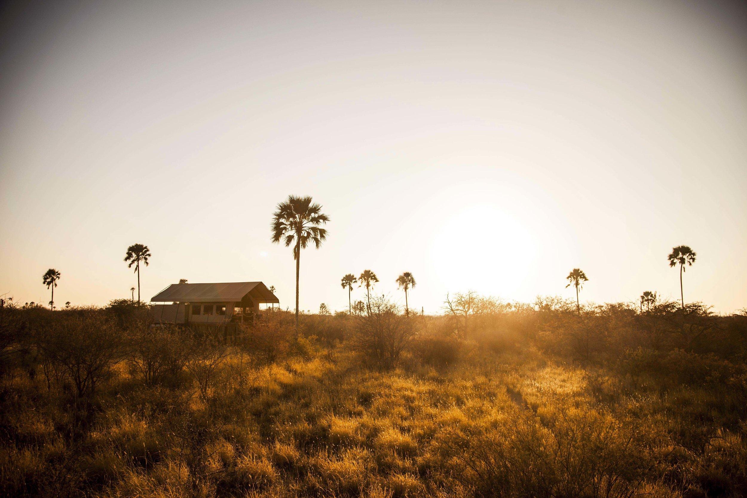 Camp Kalahari, Uncharted Africa