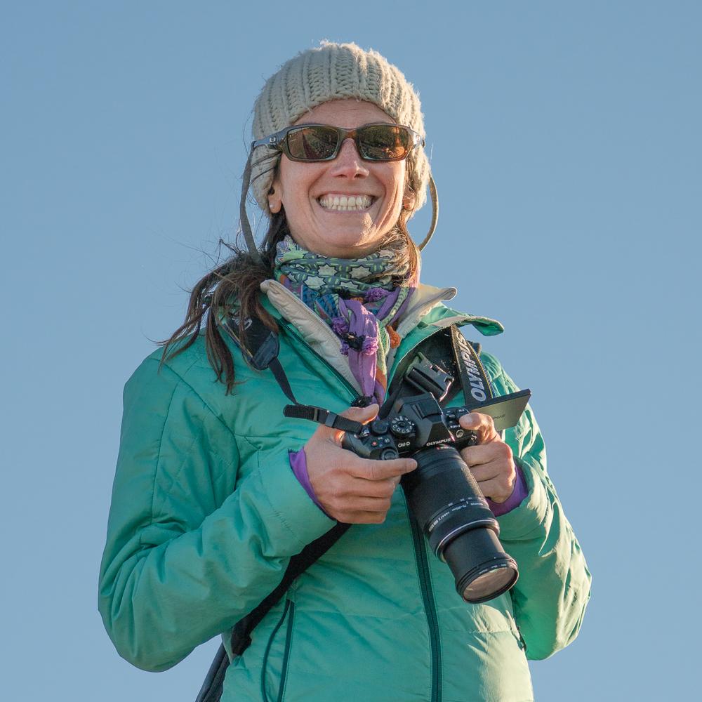 Cecilia Costa – Pro and Mountain Guide