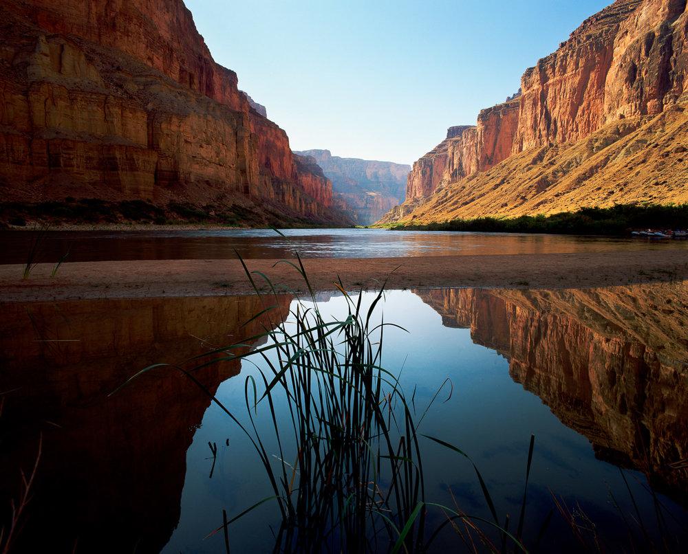 Marble Canyon at Nankoweap, Colorado River, Grand Canyon NP  ARIZONA