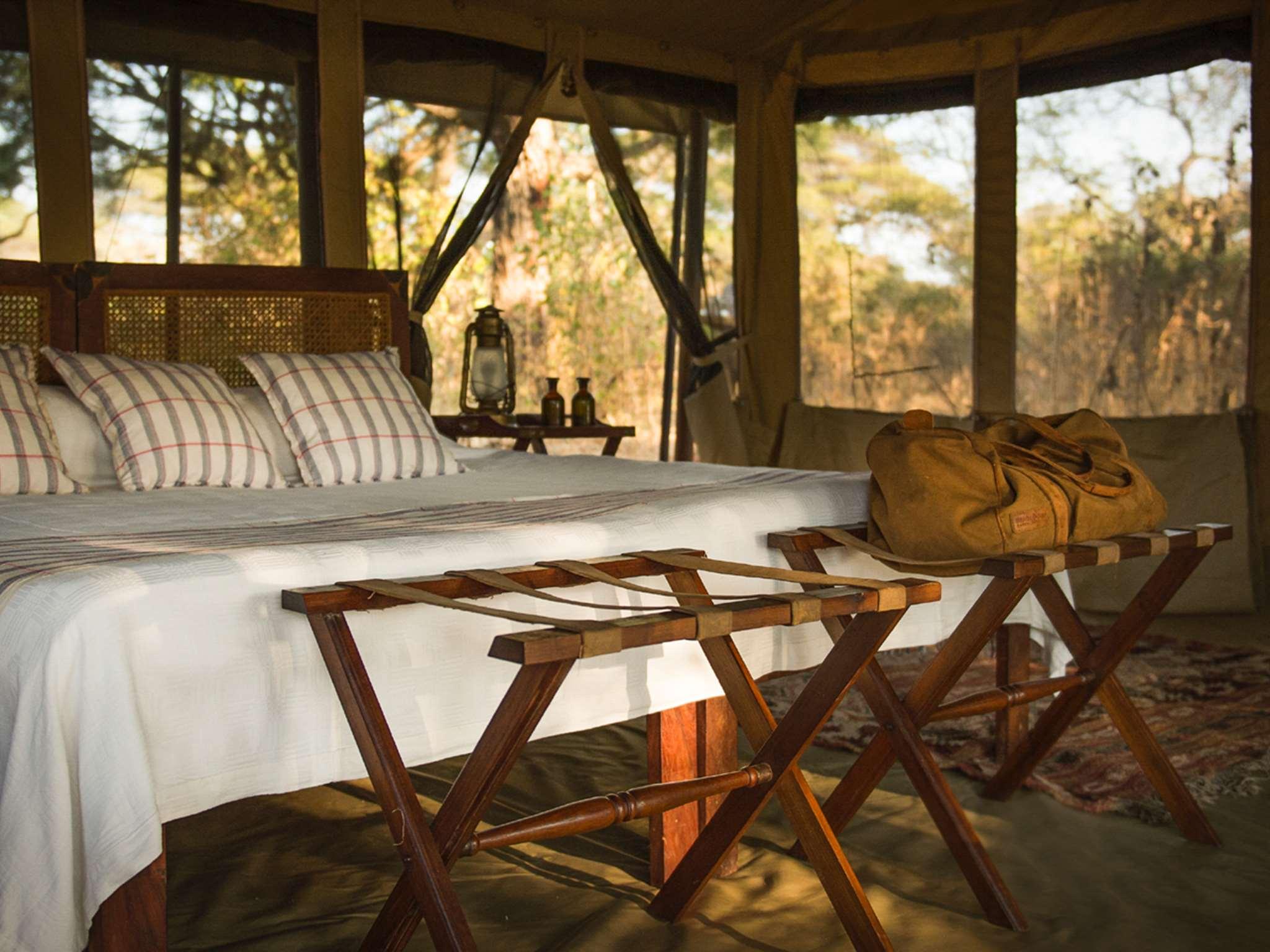 Chada Camp tent