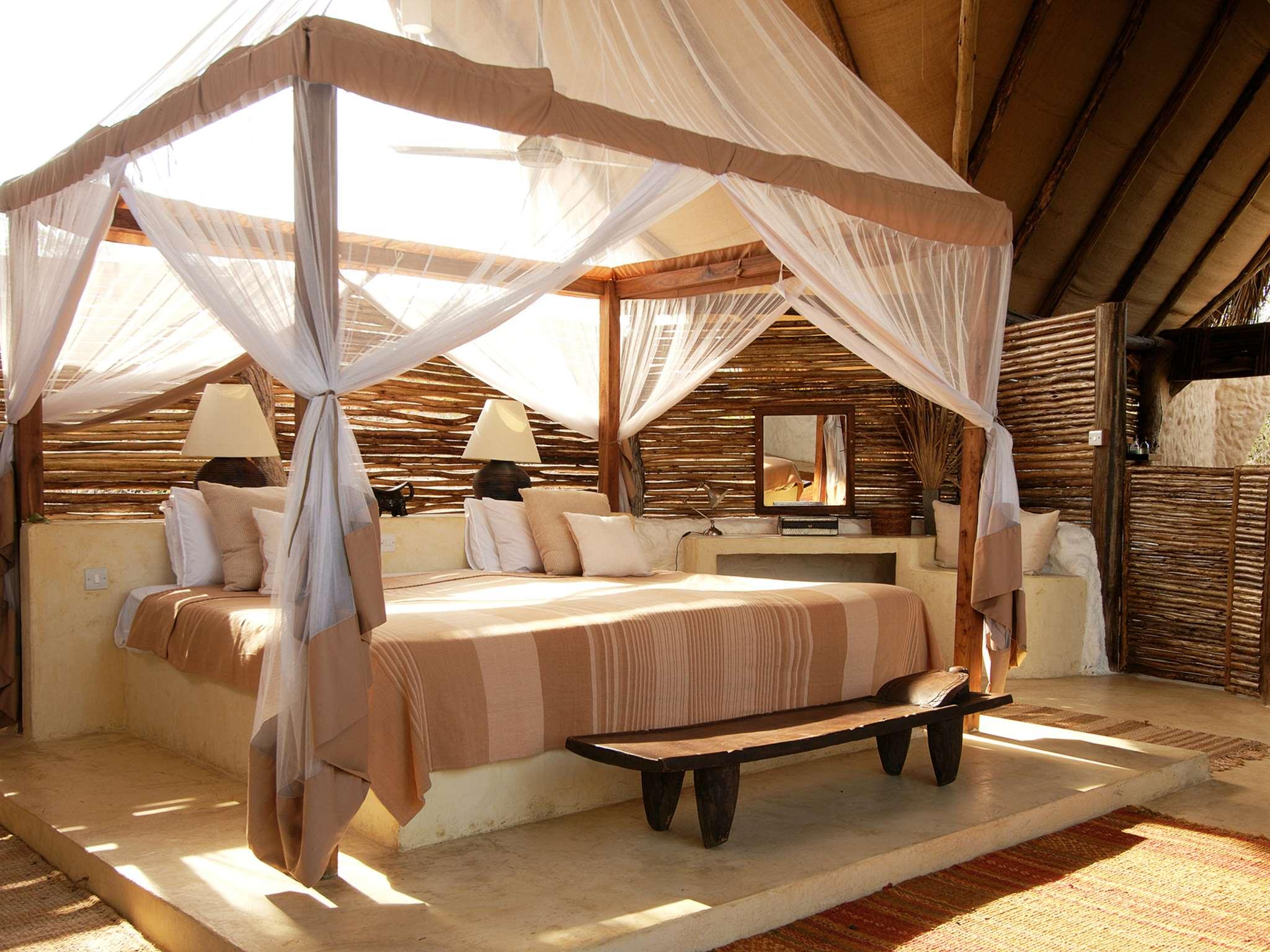 Sand Rivers cottage