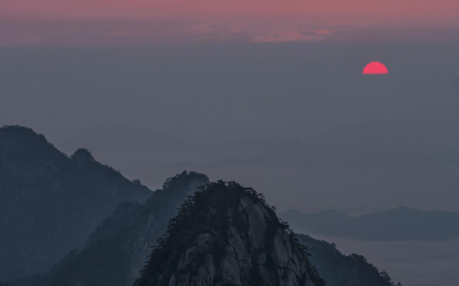 yellow mountain sunris.jpg
