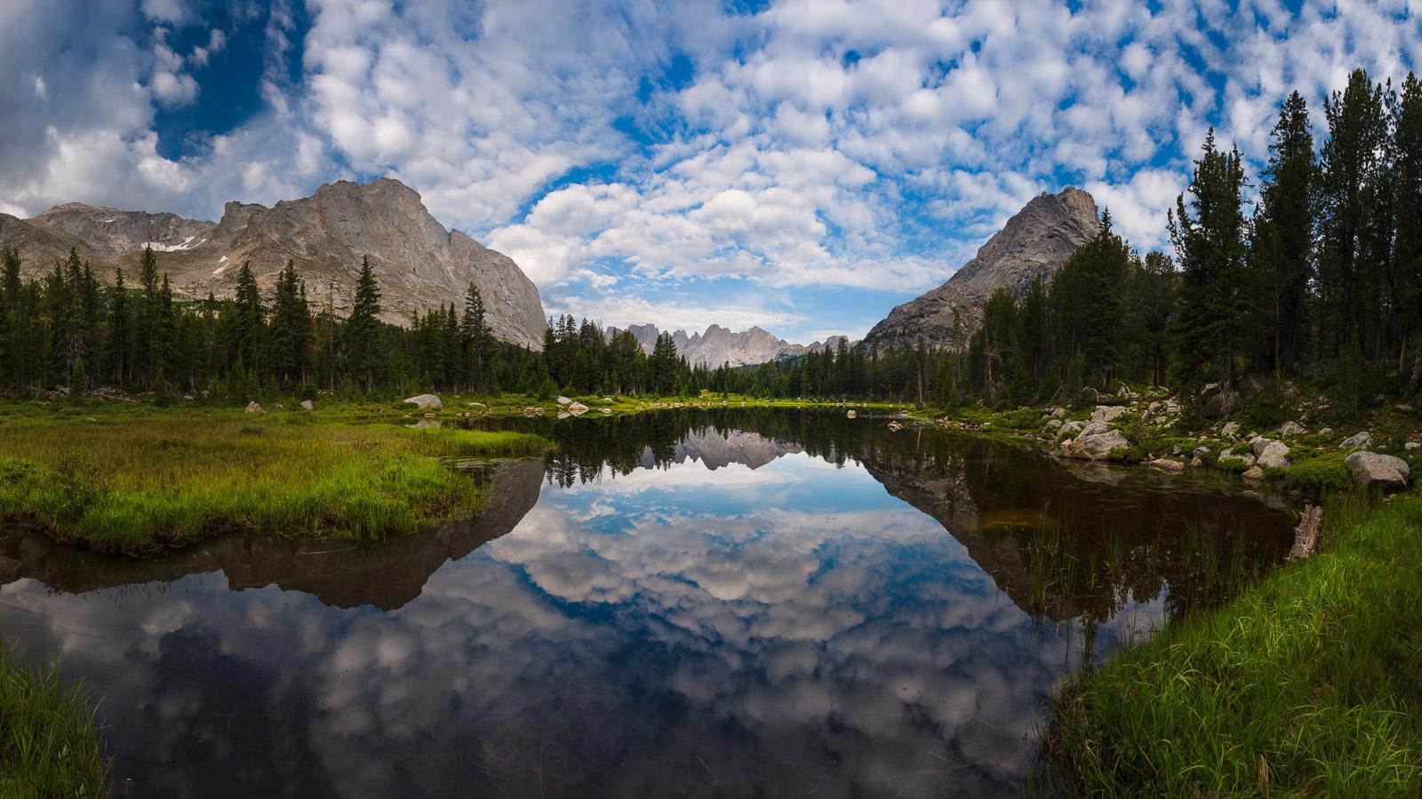 Popo Agie Wilderness, Windriver Range, Wyoming