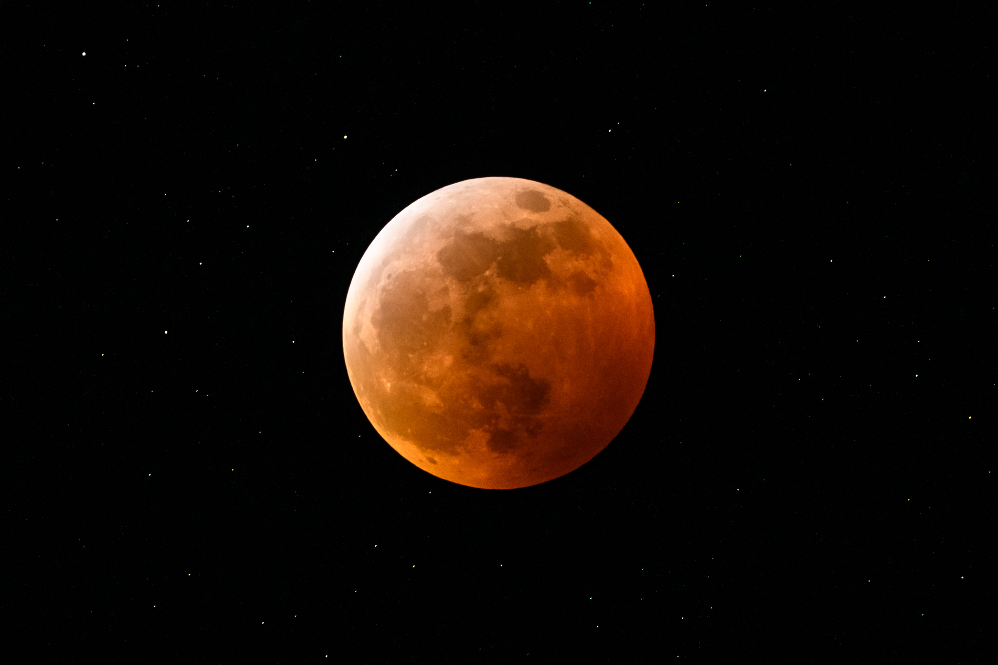 Lunar Eclipse – January 20, 2019