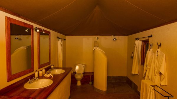 En suite facilities