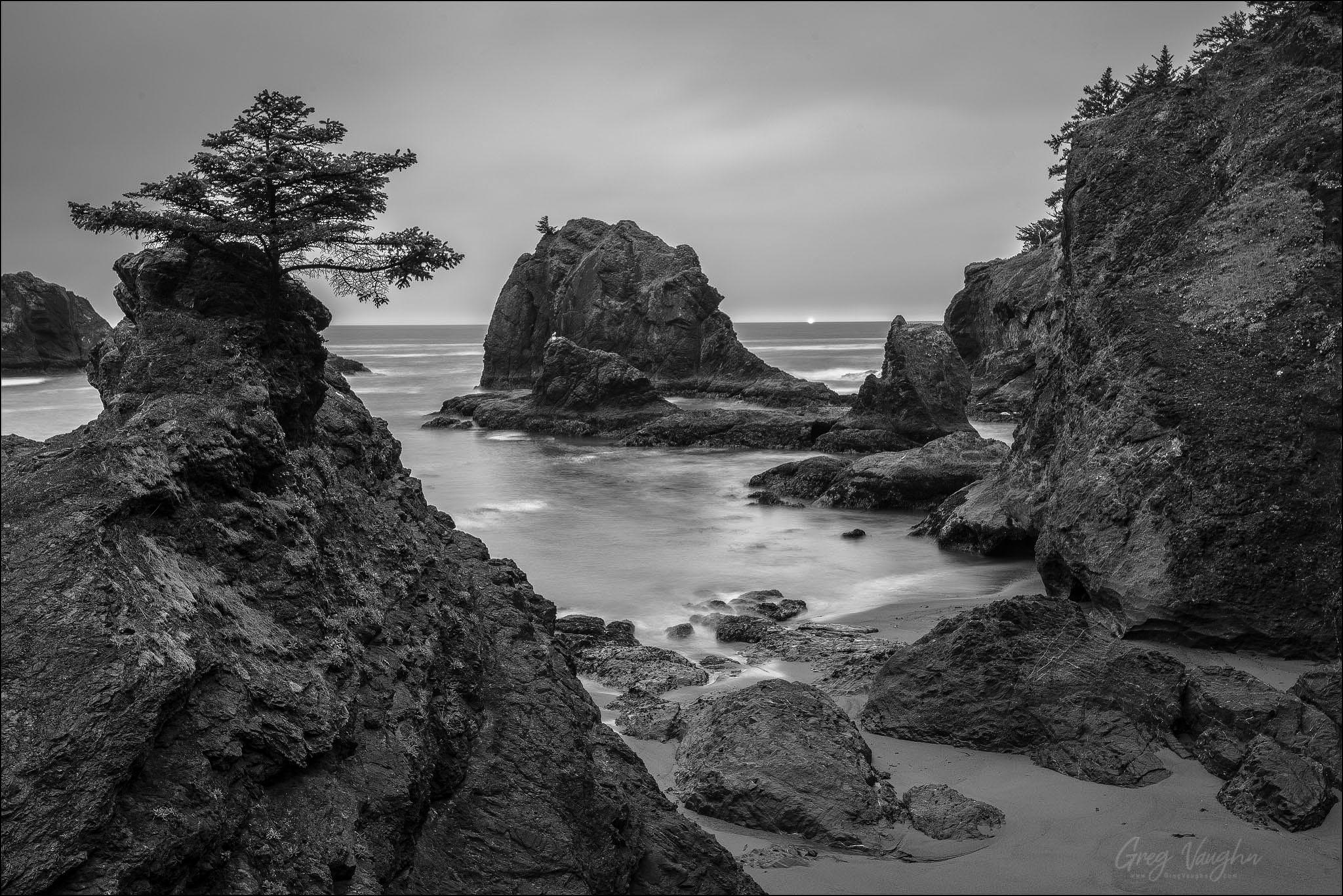 Secret Beach, Southern Oregon Coast.