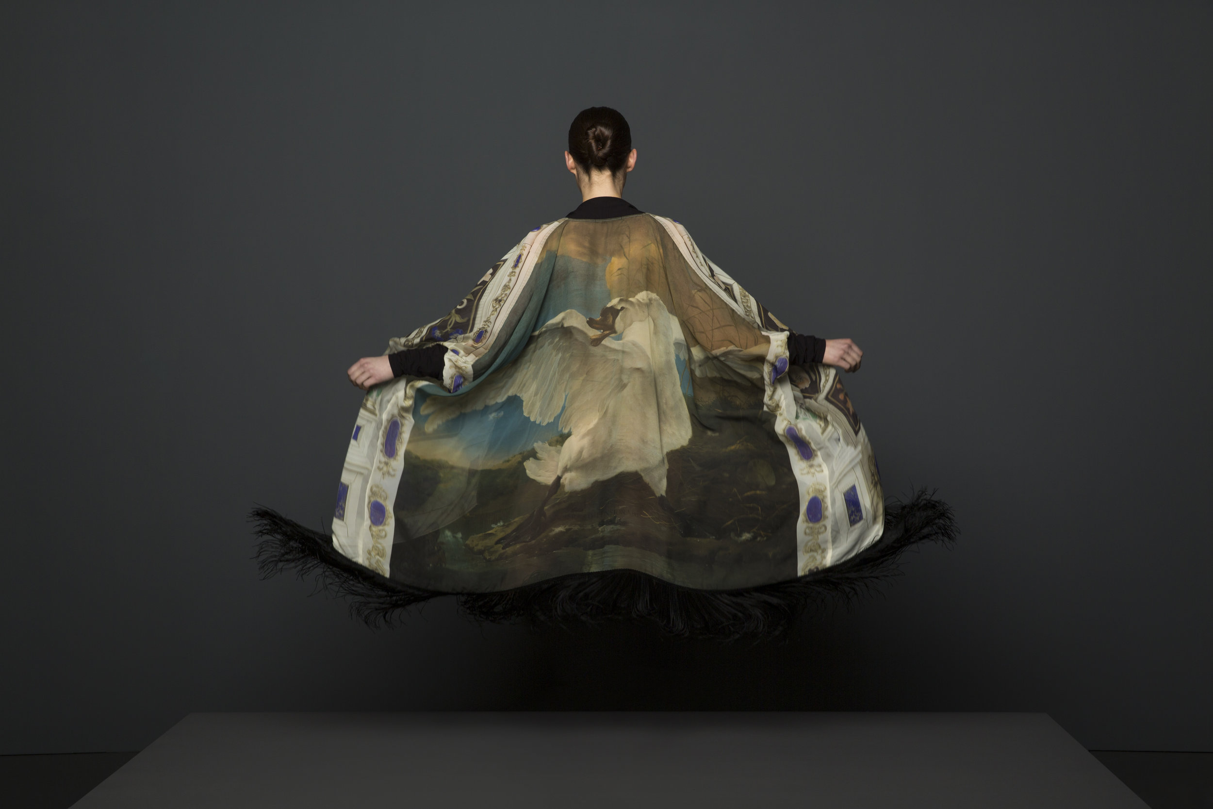 Etsy + The Rijksmuseum - In cooperation with the Rijksmuseum Amsterdam,we asked Etsy sellers to create fashion products inspired by art pieces from the museum's collection. The result? An exhibition of extraordinary creations that combined Dutch Golden Age art with modern fashion design.