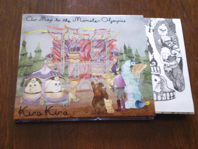 Kira Kira album artwork