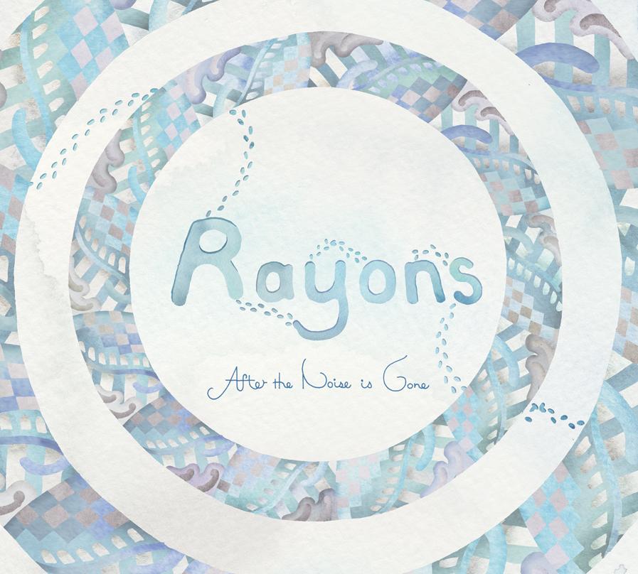 Rayons album artwork