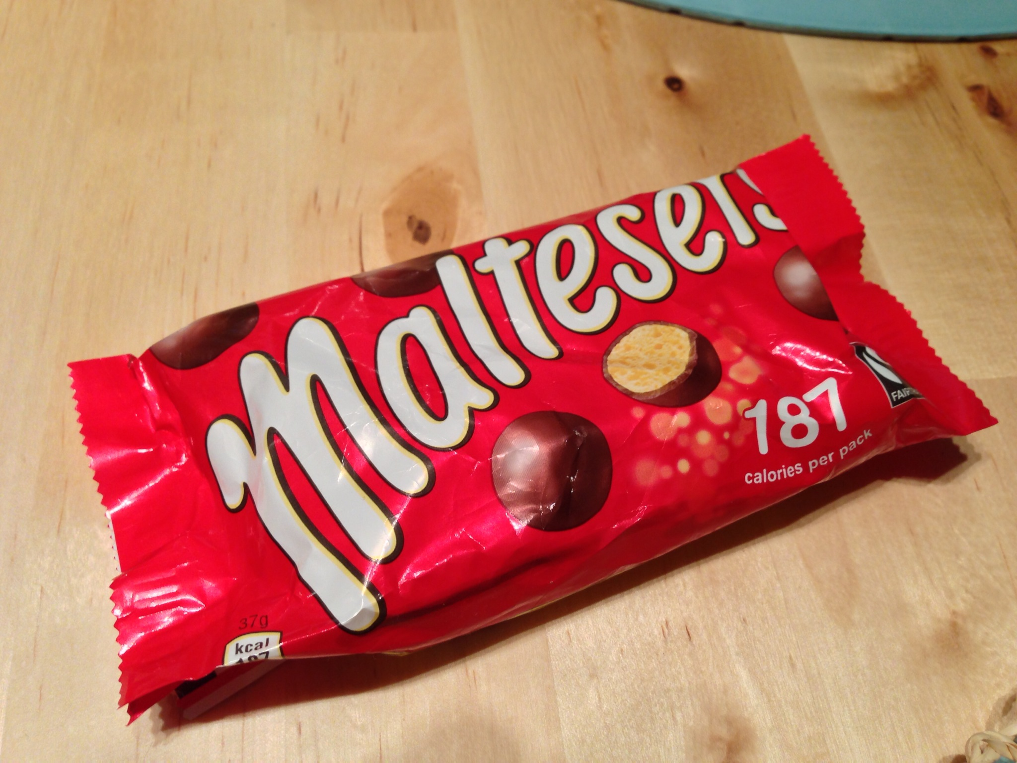 Maltesers!