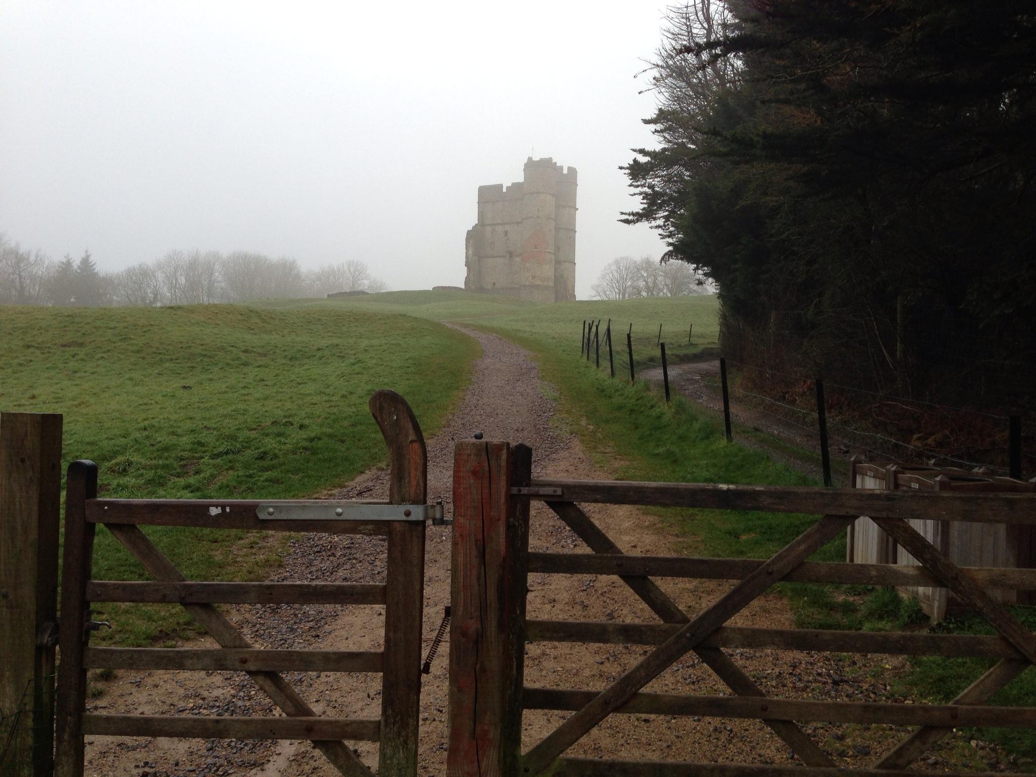 Donnington Castle.