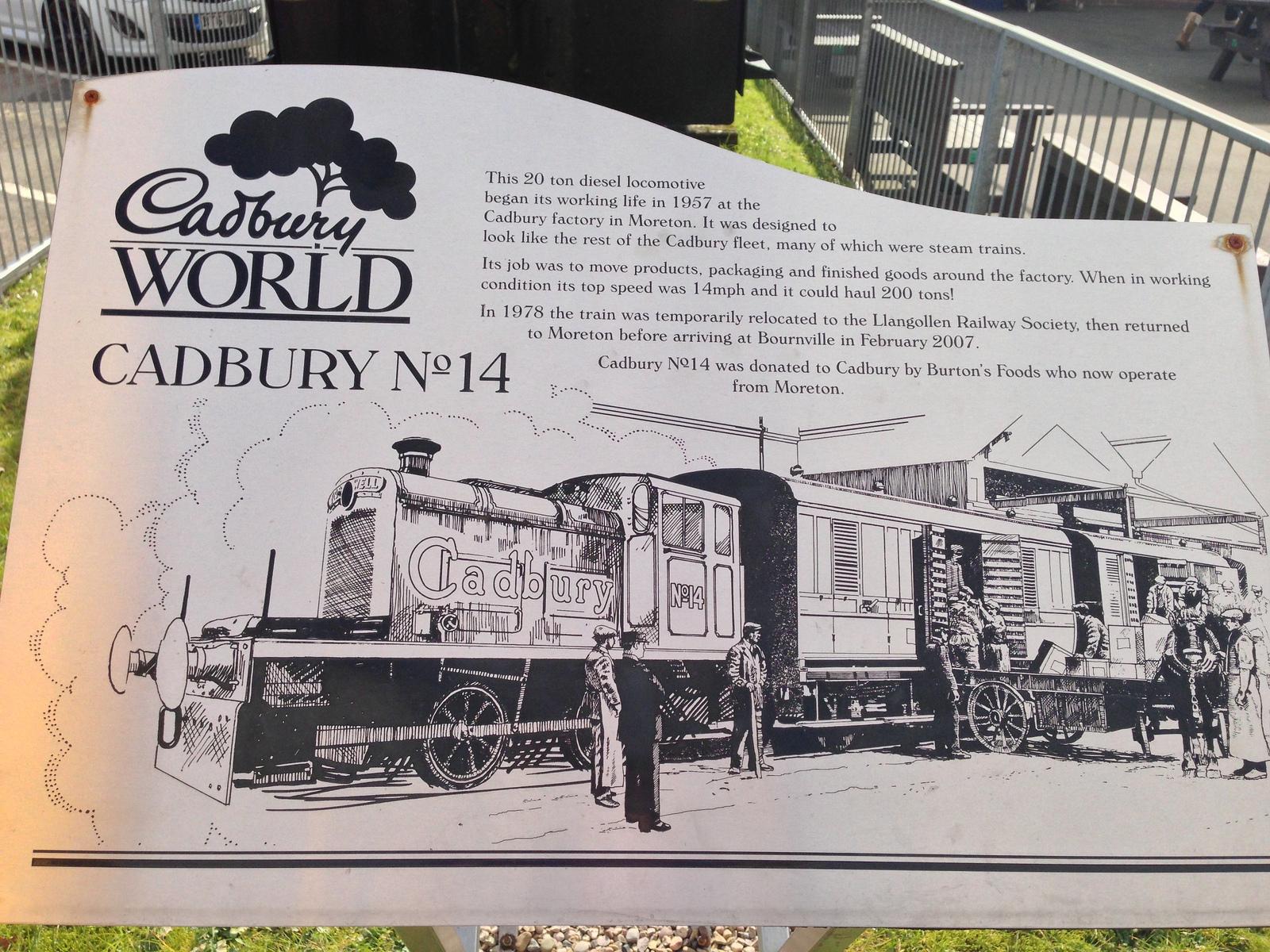 Train info