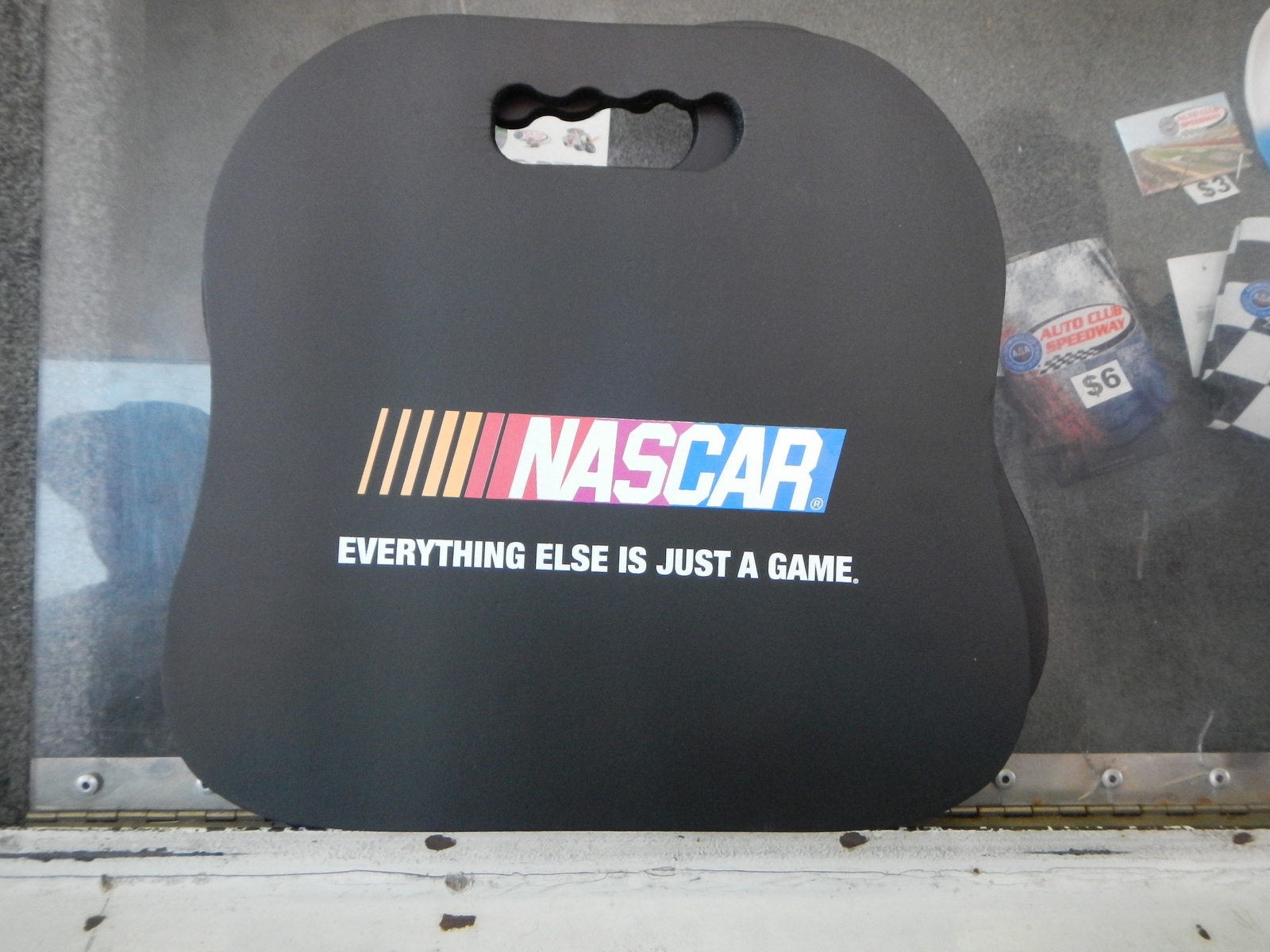 Official Seat Cushions.