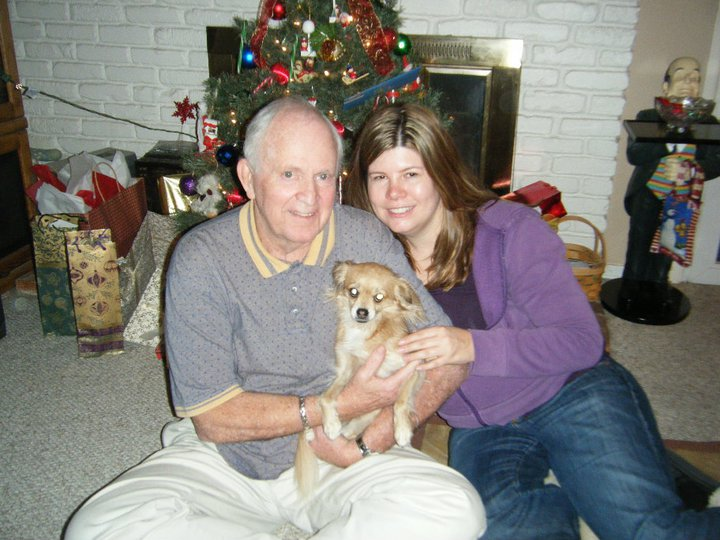 Christmas a few years ago.