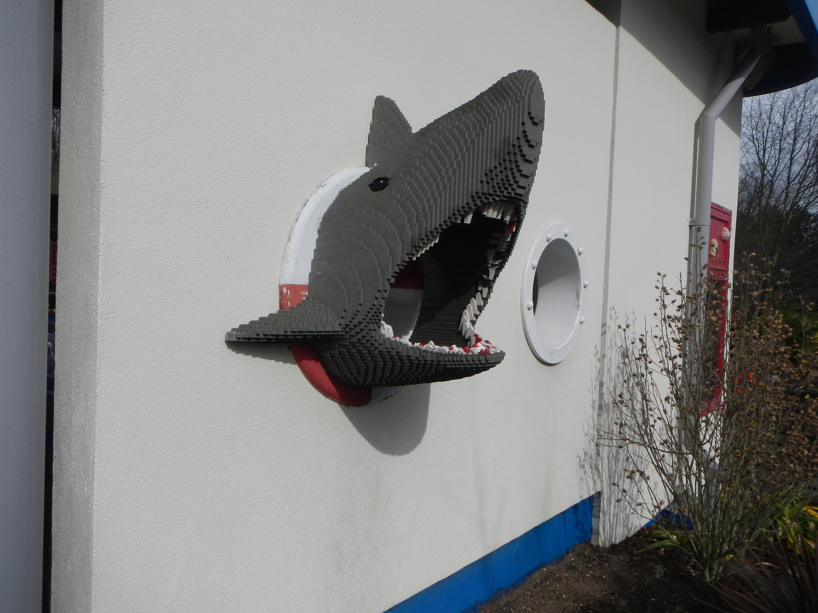 Lego Shark Attack!