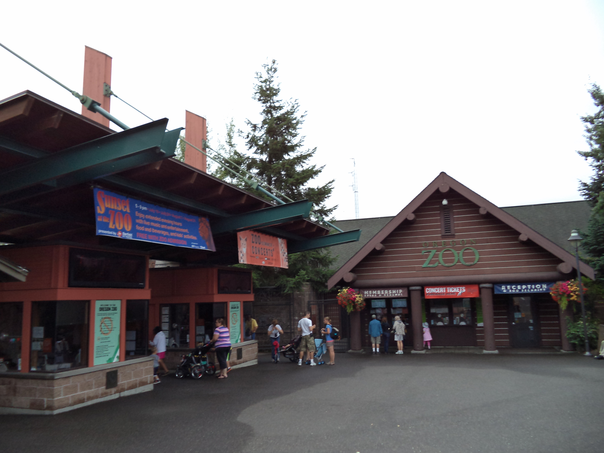 The Oregon Zoo