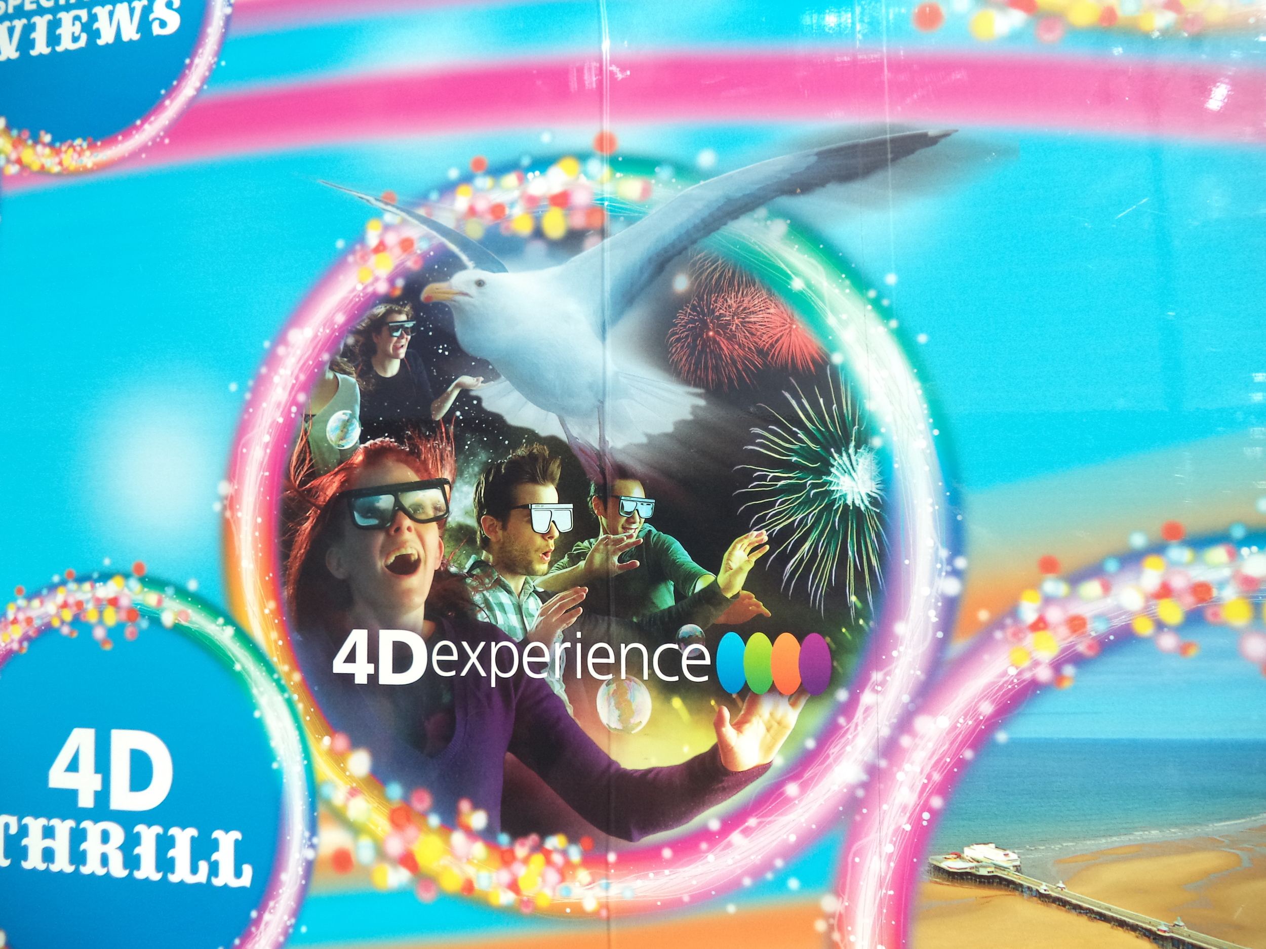 Blackpool Tower 4-D Experience