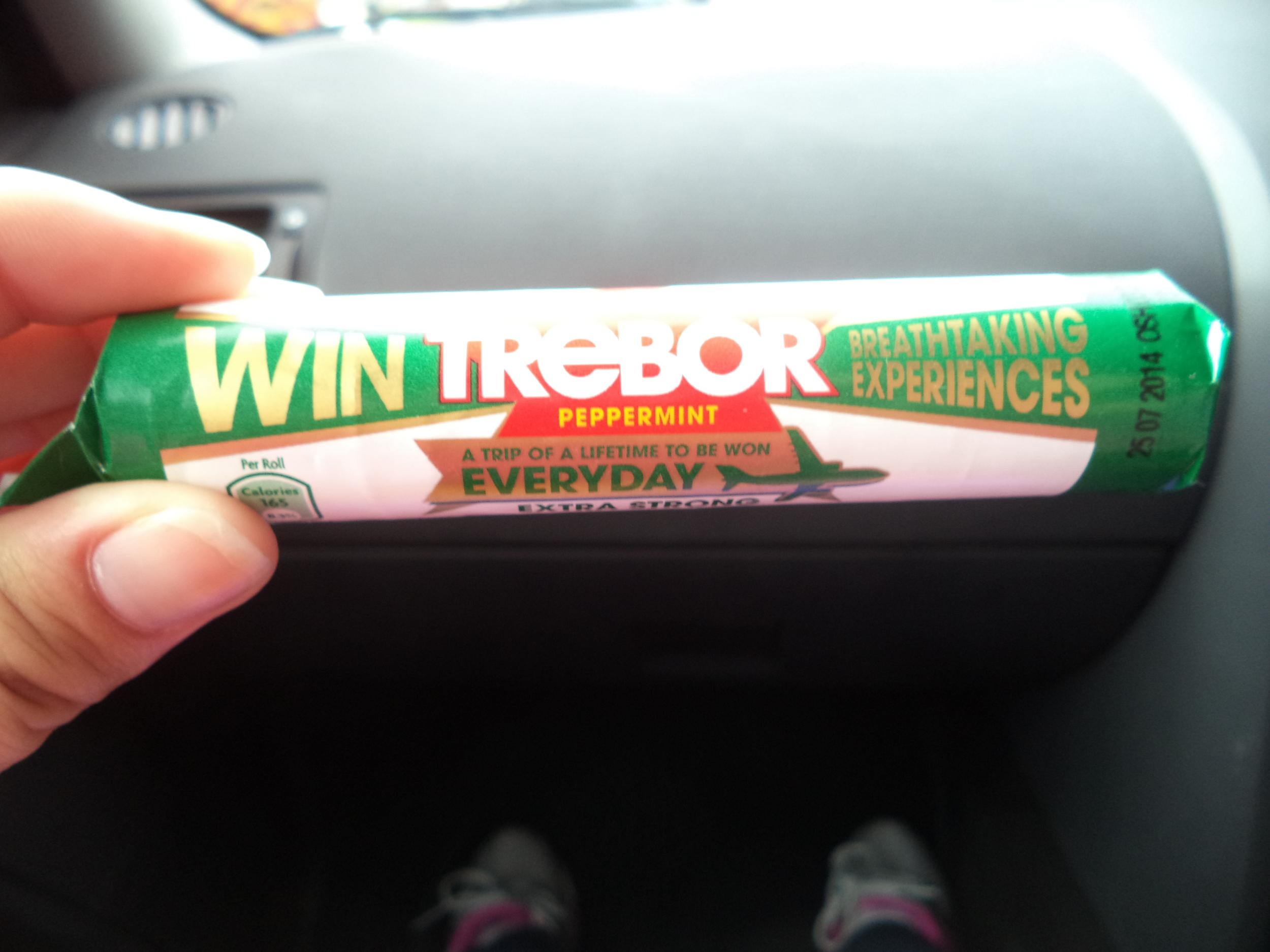 Trebor Peppermints