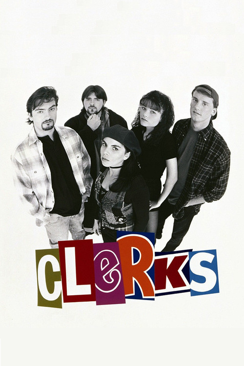 Kevin Smith    Clerks: 1994