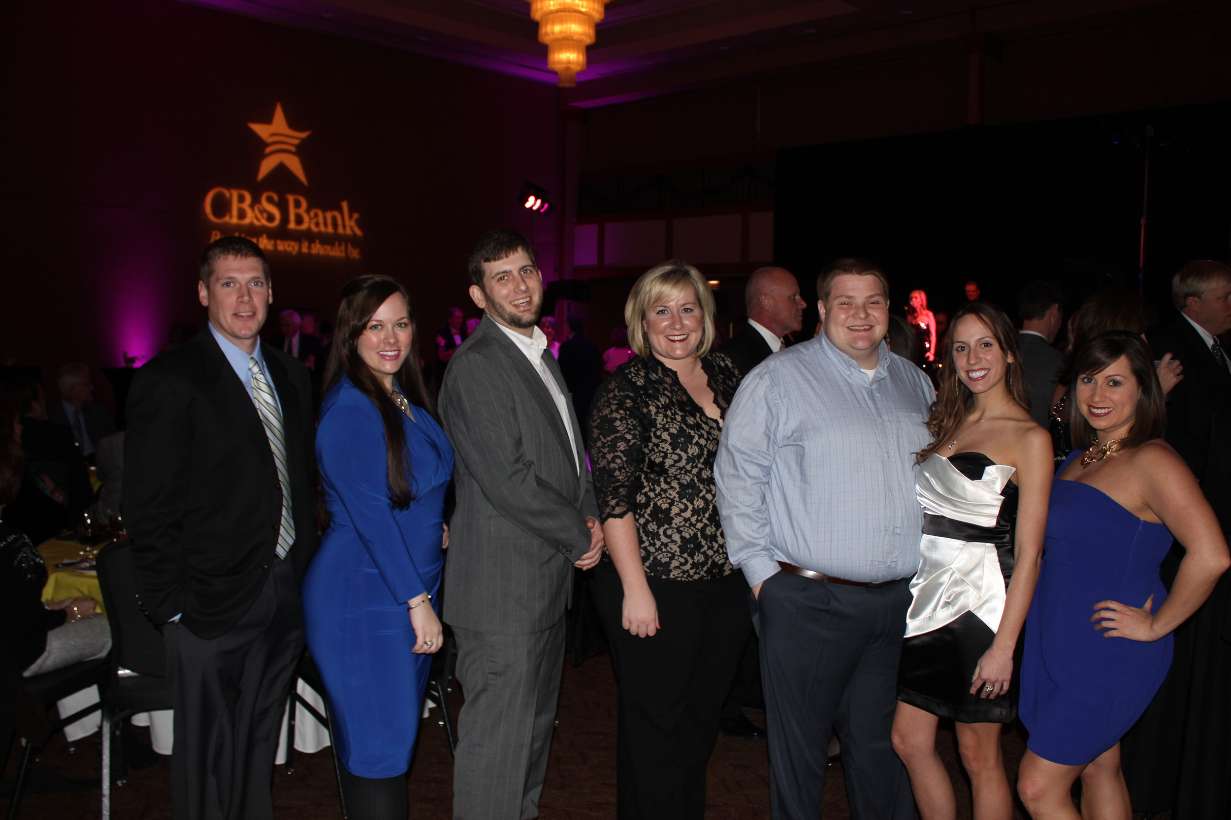 Our Crew - we clean up nice!