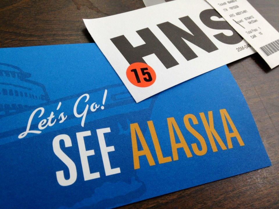 All aboard the Alaska Marine Highway!