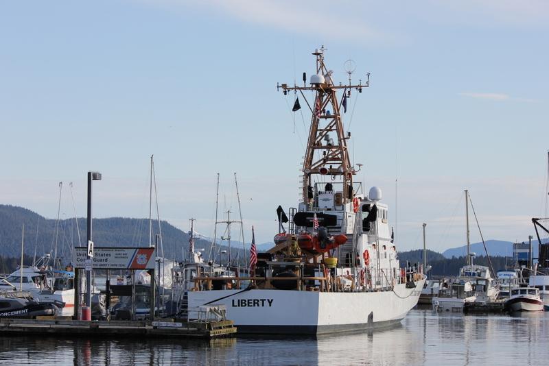United States Coast Guard Cutter LIBERTY