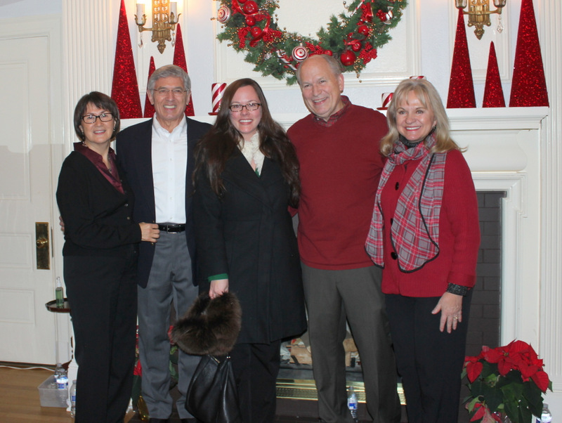 Picture Perfect. From left to right: Toni Mallott, Lieutenant Governor Byron Mallott, me, Governor Bill Walker, and First Lady Donna Walker.