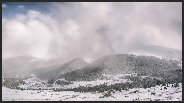 Hoosier Pass, Summit County Colorado