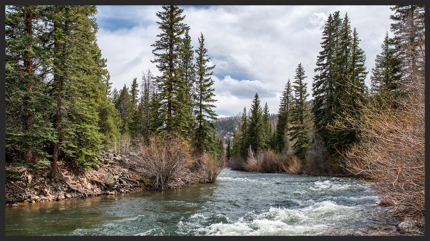 Blue River, Summit County