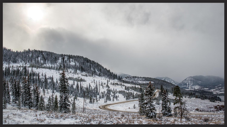 Swan Mountain Road, Summit County