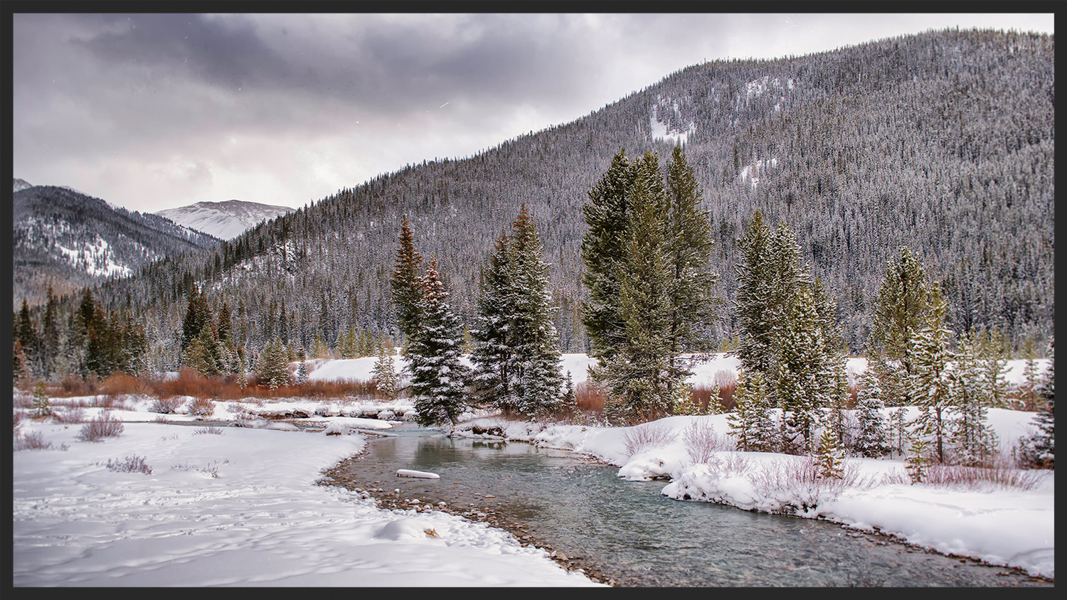 Snake River, Summit County