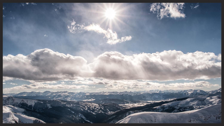 Cupid's View of Summit County, Colorado