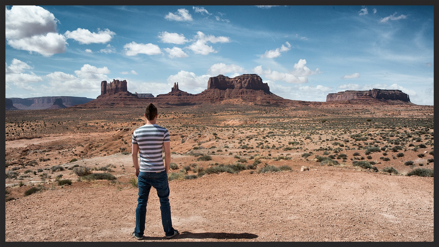 Monument Valley, Utah - In Remembrance of Eric Haiar