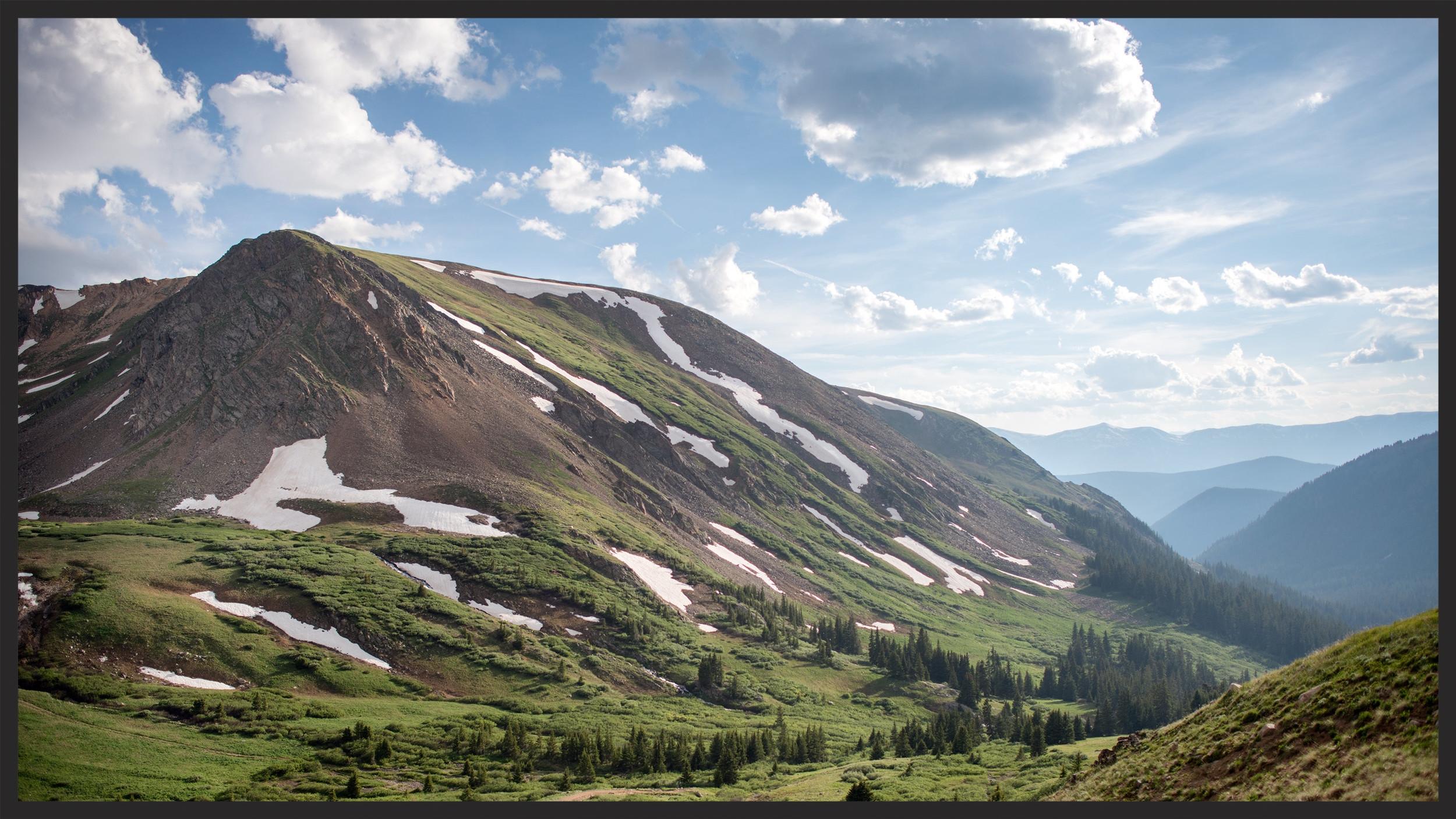 Swan River Valley, Summit County, Colorado