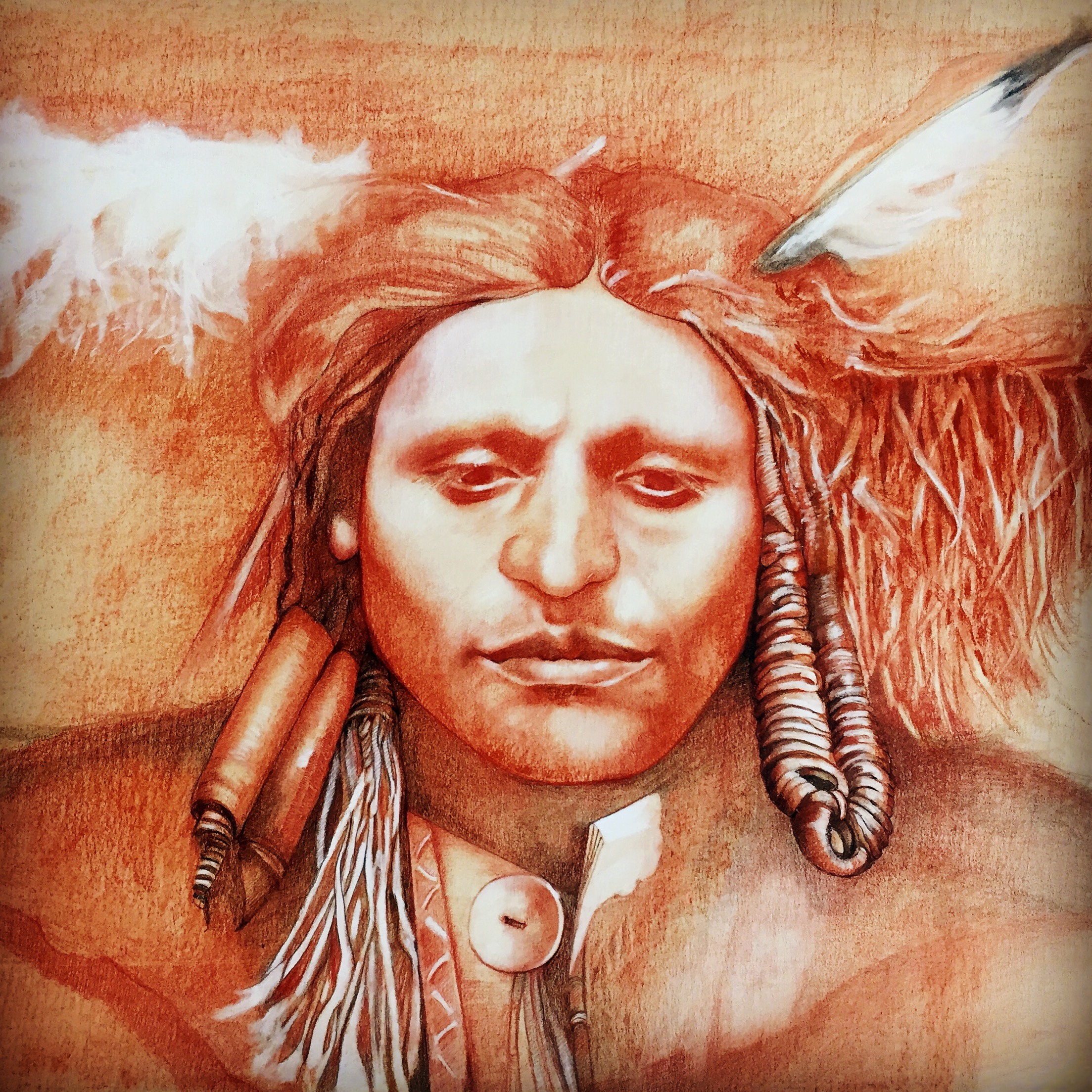 Iroquois Indian. 2016.