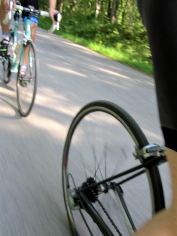 Pedalare pedalare!
