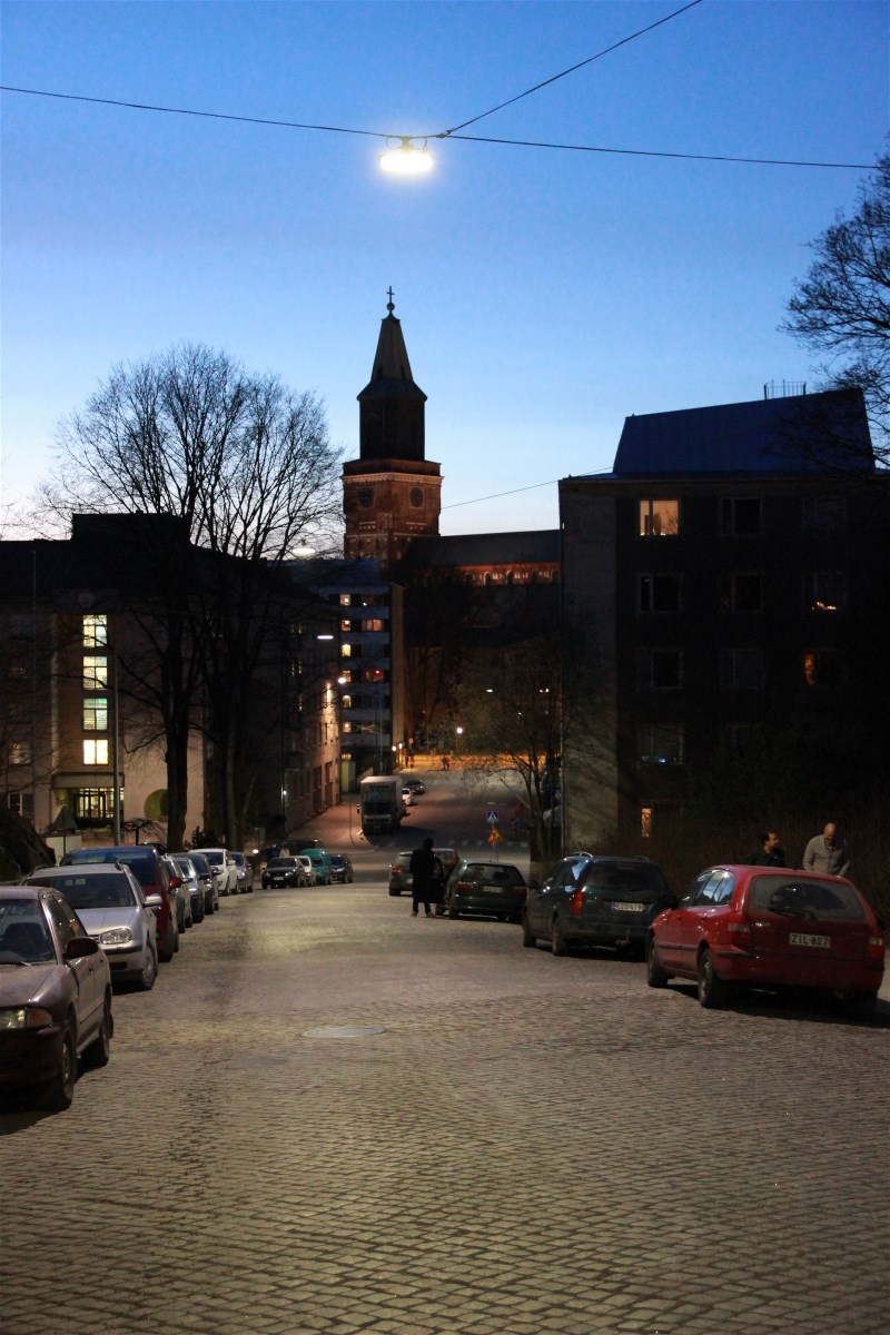 Turku evening