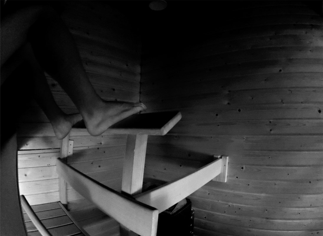 Sauna - the cure and motivation for all cold rides