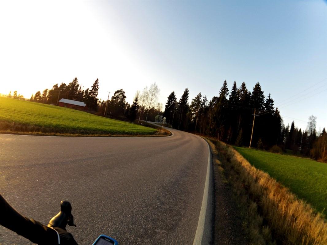 Dry roads