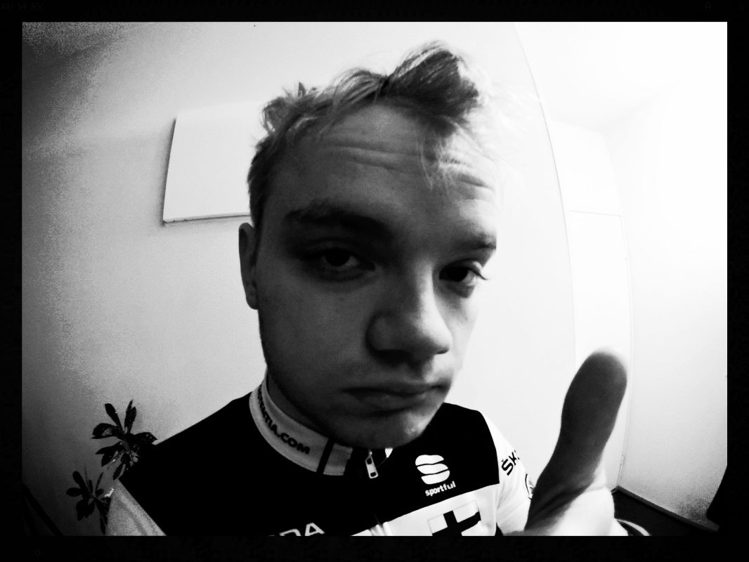 This is how you feel going to the last day of the festive 500
