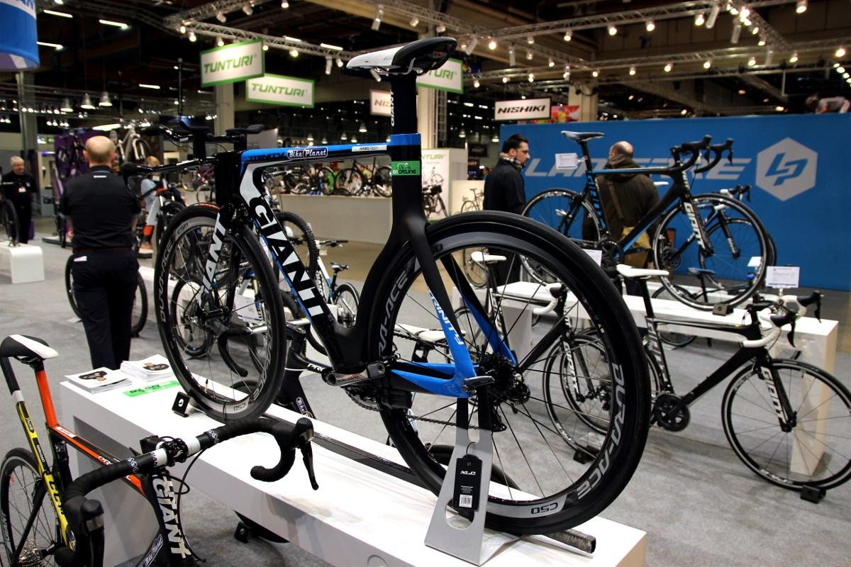 Teemu Ramstedt ( IBD Cycling ) Giant Trinity