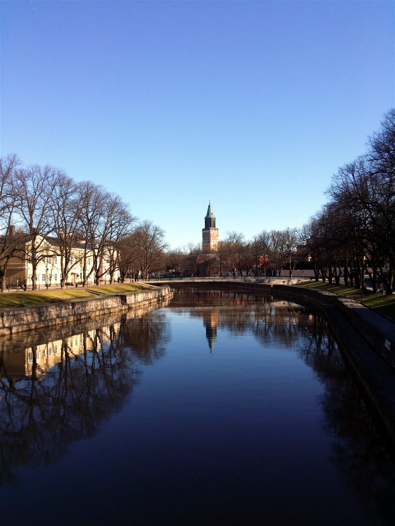 River Aura, Turku