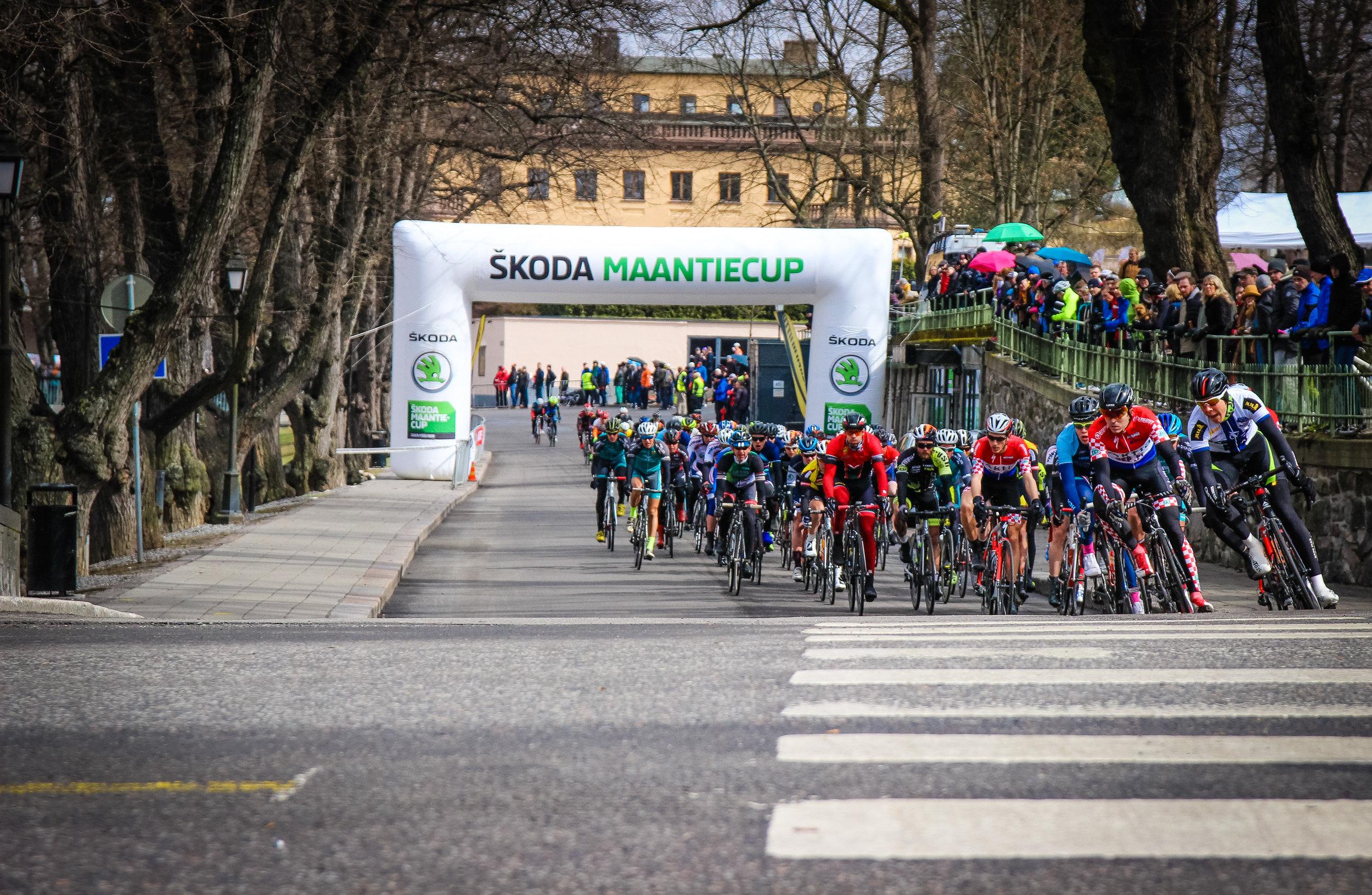 Skoda Maantiecup started with the TS Kortteliajot