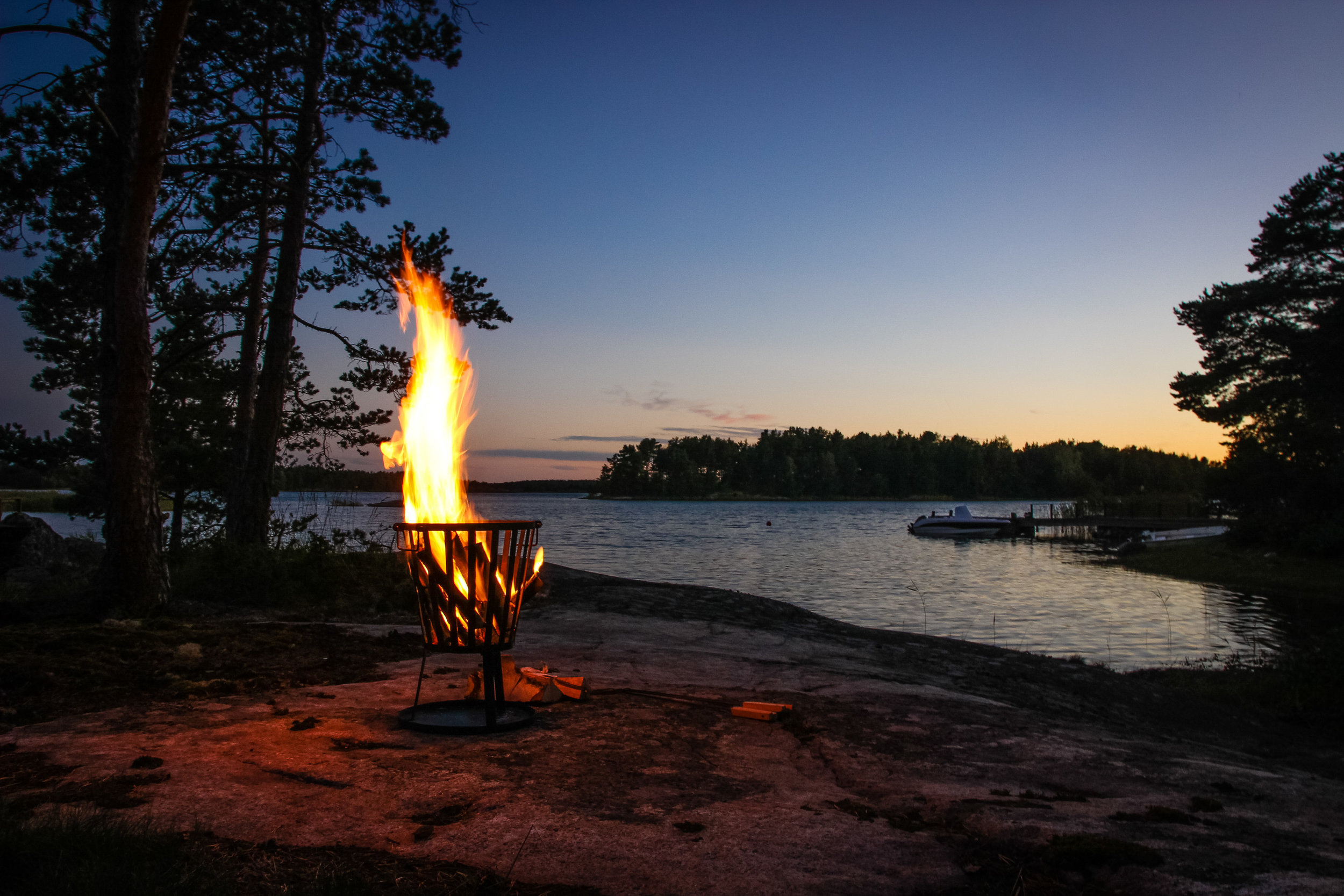 The Night of Ancient Bonfires marks the end of summer
