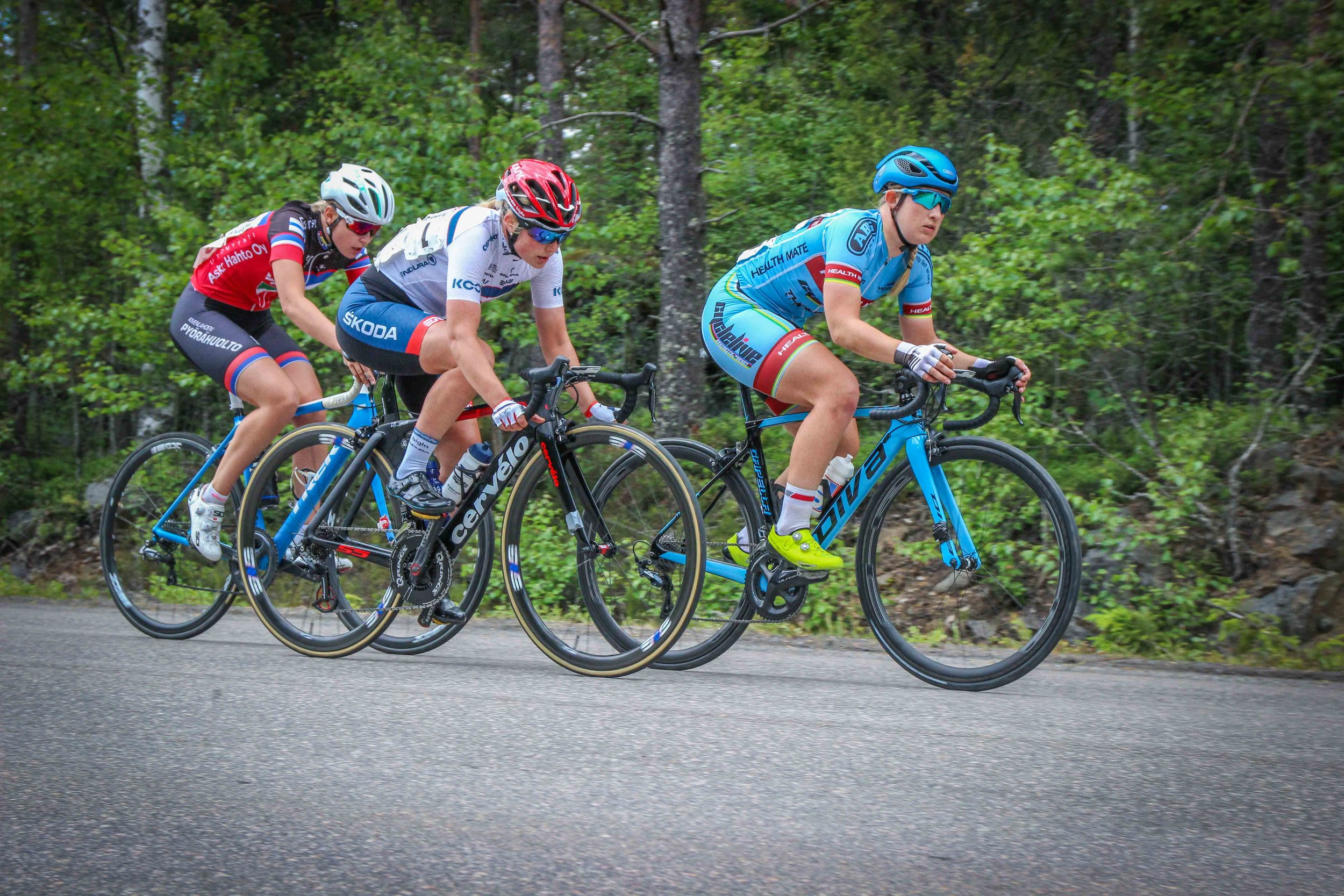 Finnish National Road Race Championships 2018 - Elite Women